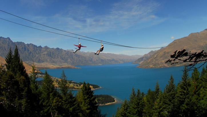 Ziptrek to open World's Biggest Zipline!