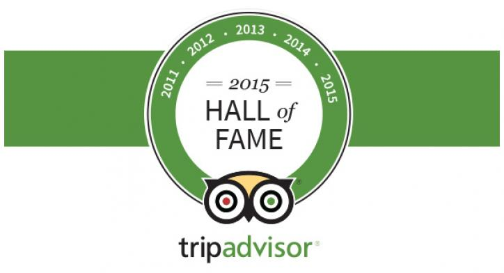 Ziptrek Ecotours enters Tripadvisor Hall of Fame