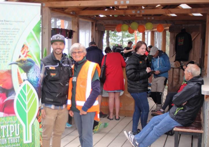 Ziptrek 'gives back to nature' with locals' day in Queenstown