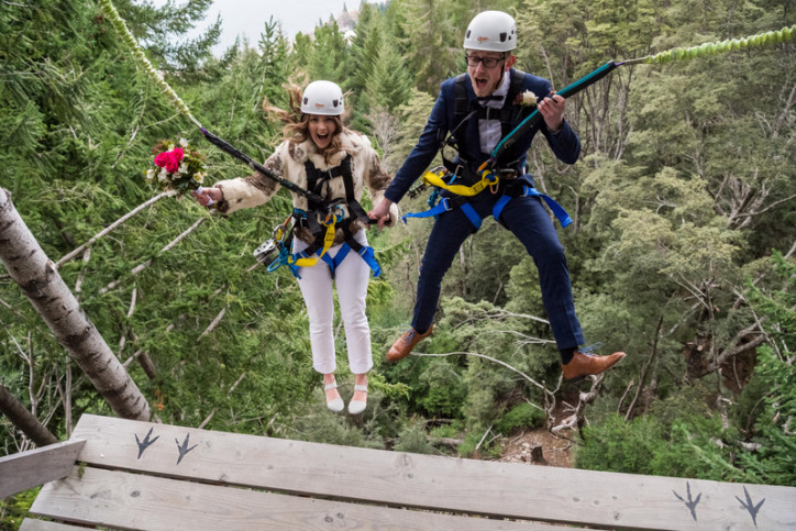 Ziptrek pivot and innovate to stay in the game